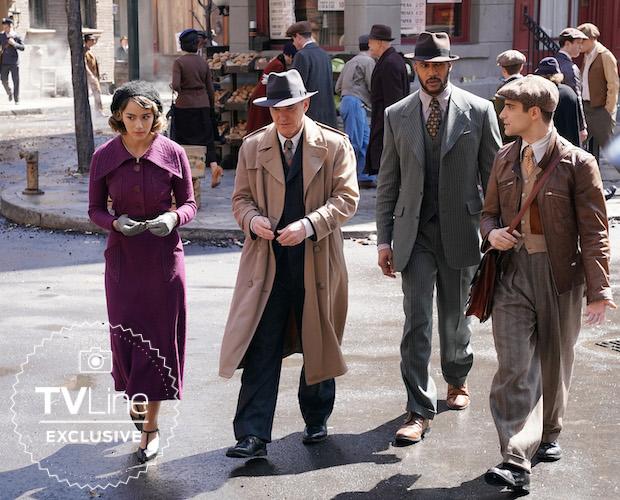 Agents of S.H.I.E.L.D.: primeira imagem de Coulson e cia. na década de 30