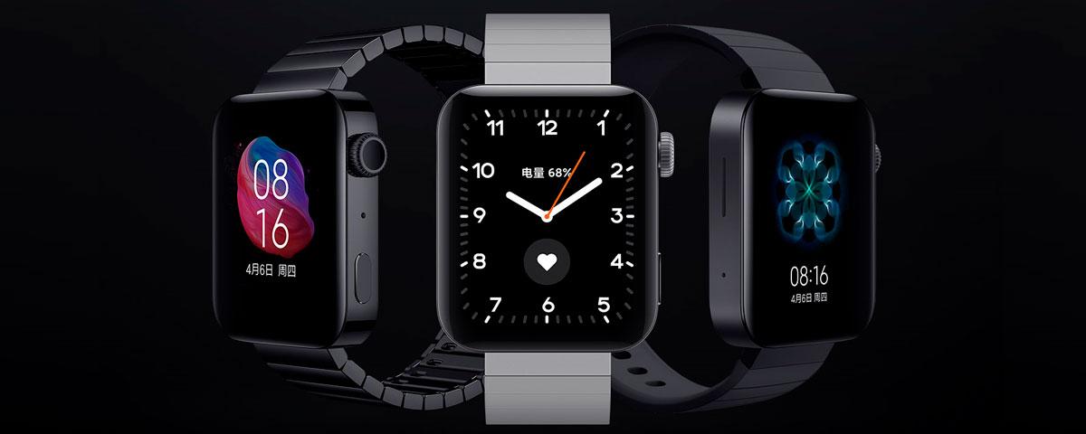Imagem de: Versão premium do Xiaomi Mi Watch tem lançamento adiado