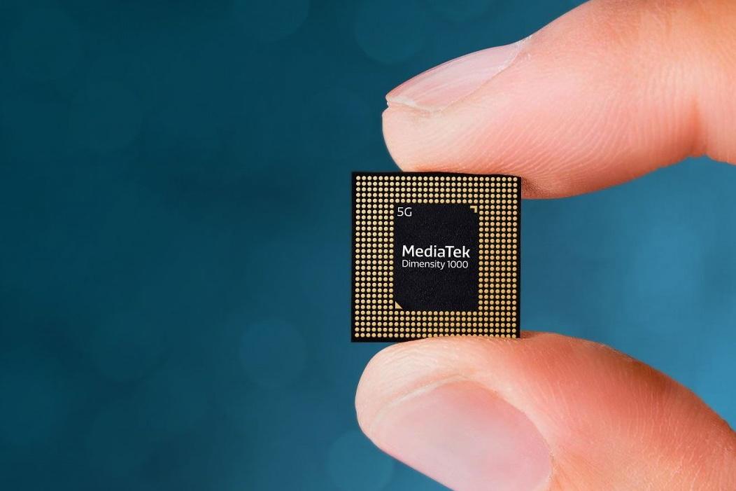 MediaTek anuncia novo processador Dimensity 800