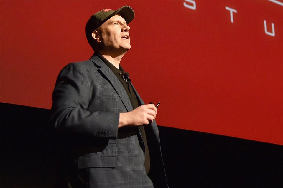 Kevin Feige afirma que Marvel Studios também lida com rejeição