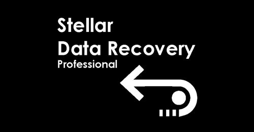Stellar Data Recovery Professional for Windows