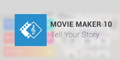 Windows Movie Maker 10 2.8.4.0