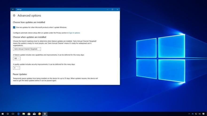 windows 10 october 2018 update download