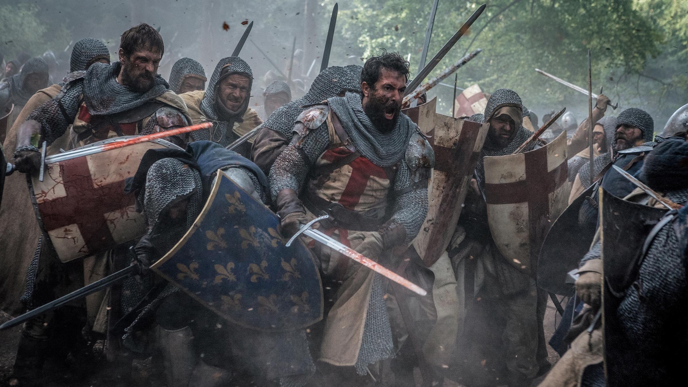 Knightfall season2