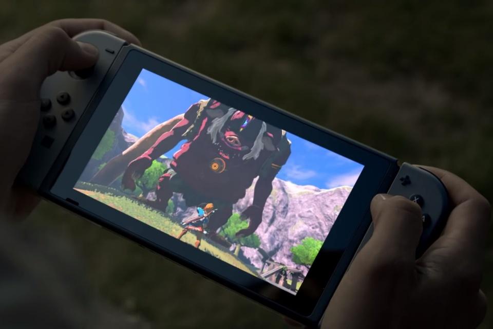 Nintendo vai lançar novo Switch Pro em 2020, diz analista