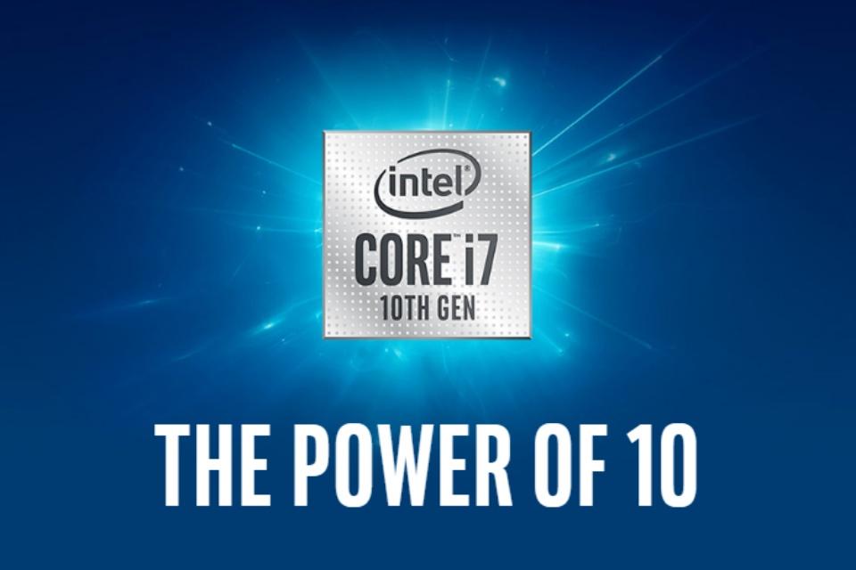 Intel revela chips Comet Lake-H de 10ª geração, com mais de 5 GHz