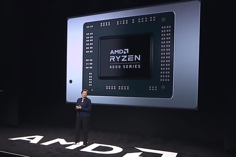 AMD anuncia os novos processadores Ryzen 4000 para notebooks