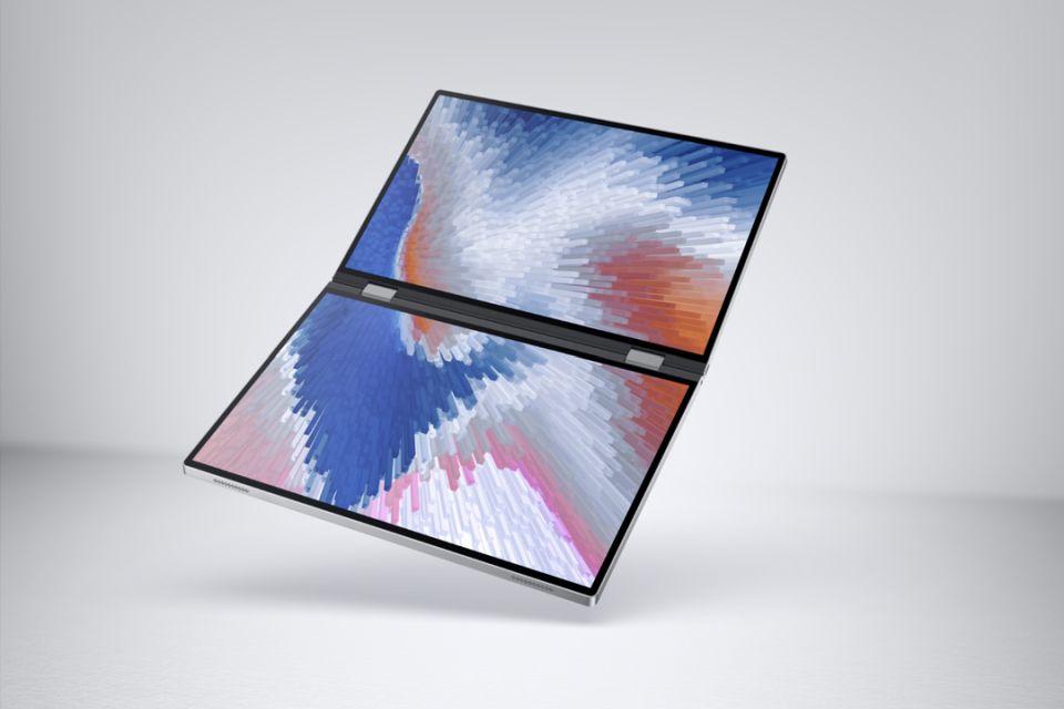 CES 2020: Dell apresenta laptop com tela dupla e tablet dobrável
