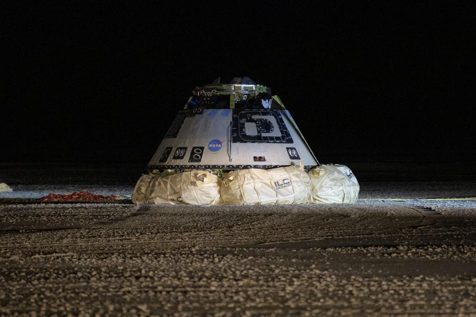 NASA e Boeing estão investigando falha na Starliner