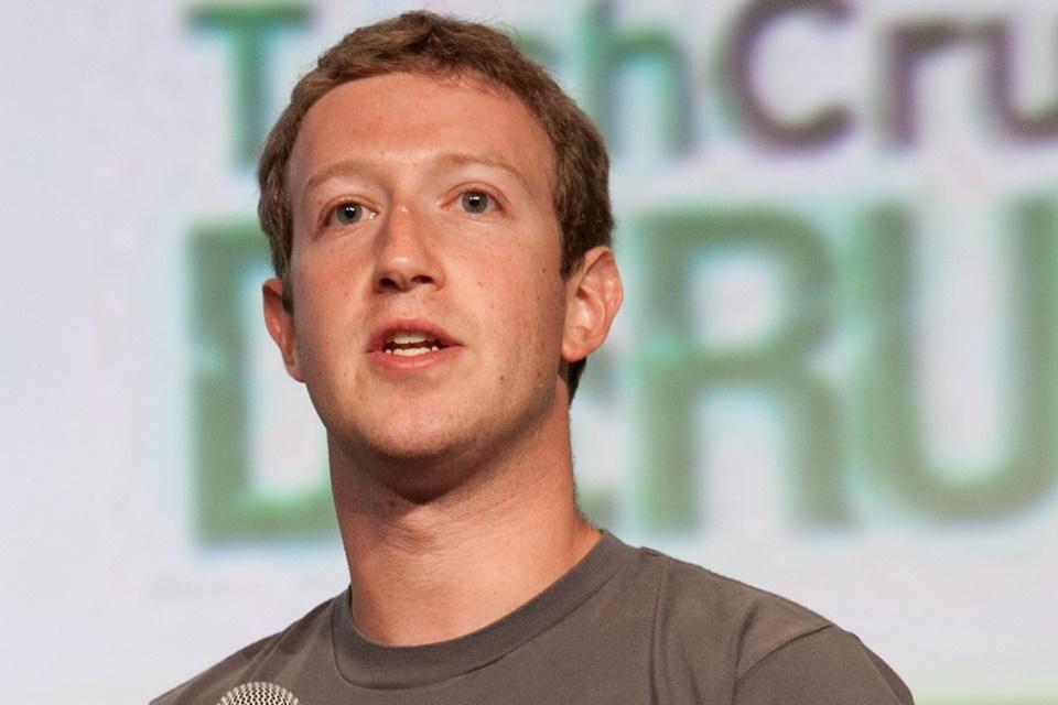 Resolução de Ano-Novo de Mark Zuckerberg é não ter mais resoluções