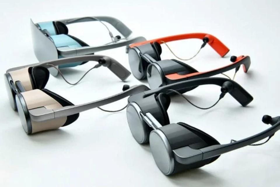 Panasonic mostra óculos de realidade aumentada com alta definição