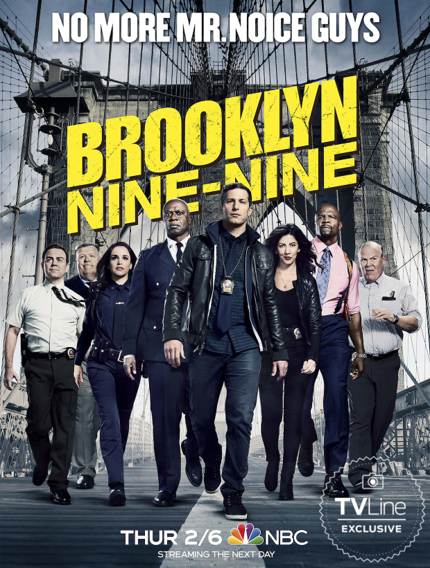 Brooklyn Nine-Nine: 7ª temporada ganha trailer no estilo anos 80