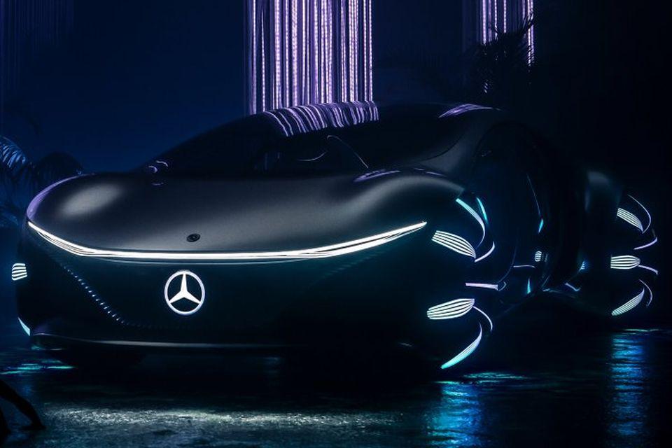 CES 2020: conheça 5 carros-conceito e estreias que se destacaram