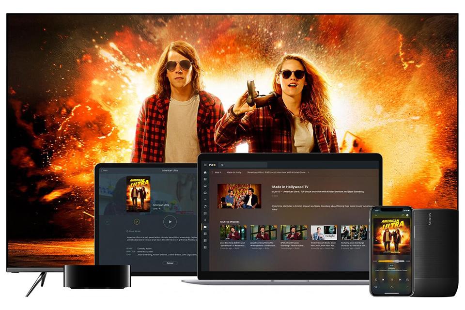 Plex: streaming gratuito quer ser um grande agregador de conteúdo