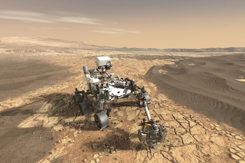Mars 2020: rover da NASA entra em fase final de testes