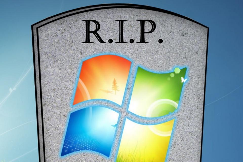 É hora de dar tchau: 7 fatos sobre o fim do suporte ao Windows 7