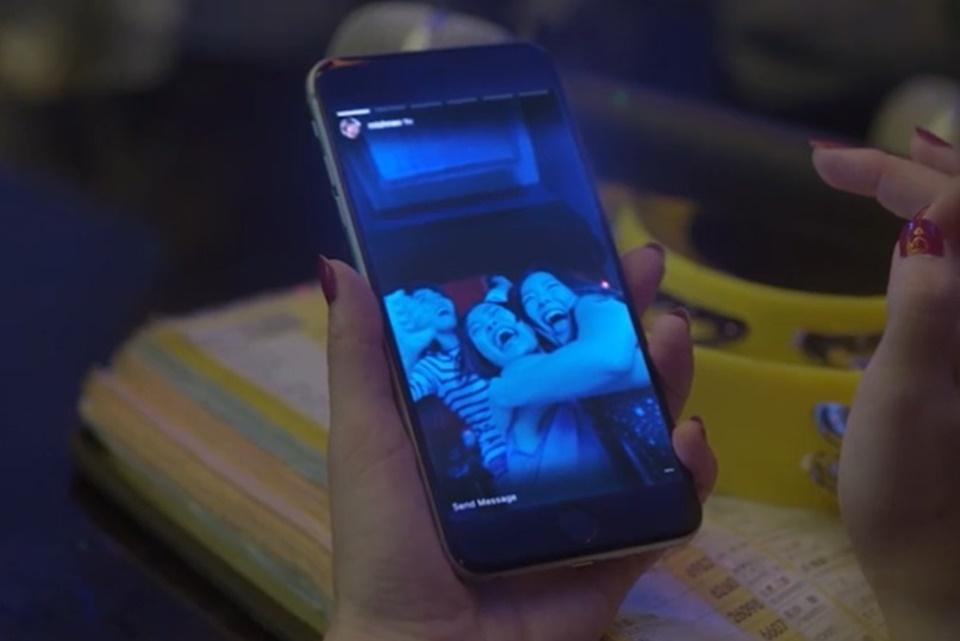 Instagram testa nova função de pausar a reprodução de Stories