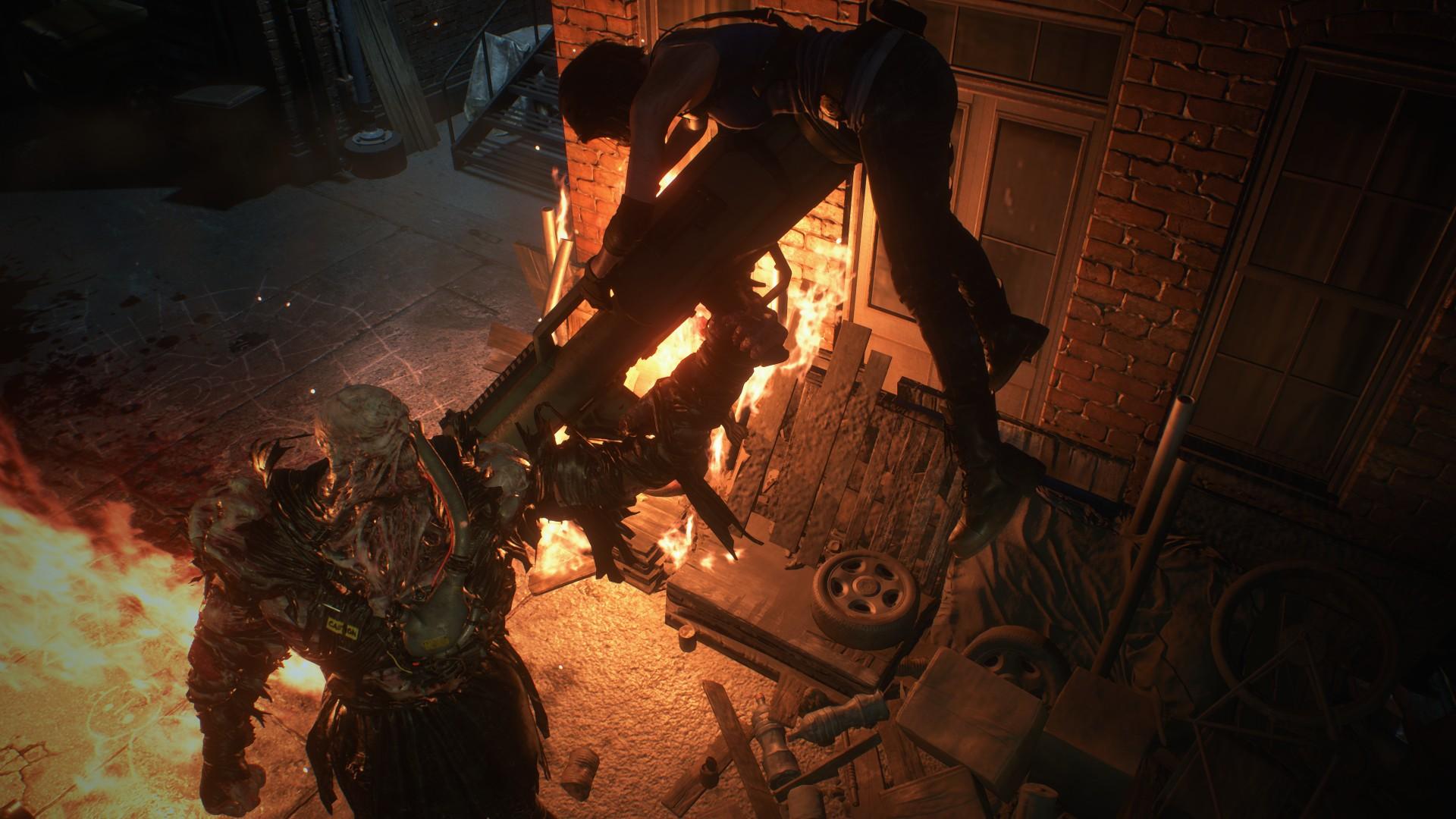 Resident Evil 3 ganha trailer épico com gameplay, Nemesis e novidades