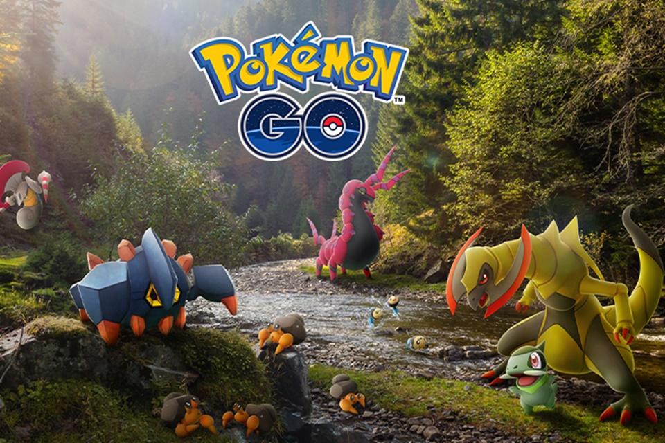 Pokémon GO recebe criaturas que evoluem ao serem trocadas