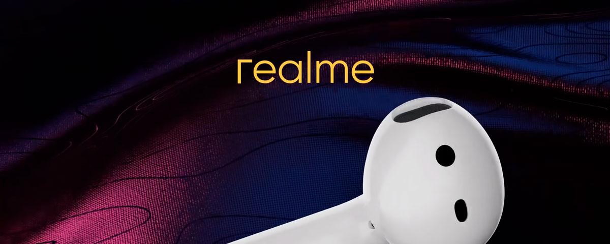 Imagem de: Realme pode lançar novos fones sem fio chamados Buds Air Neo