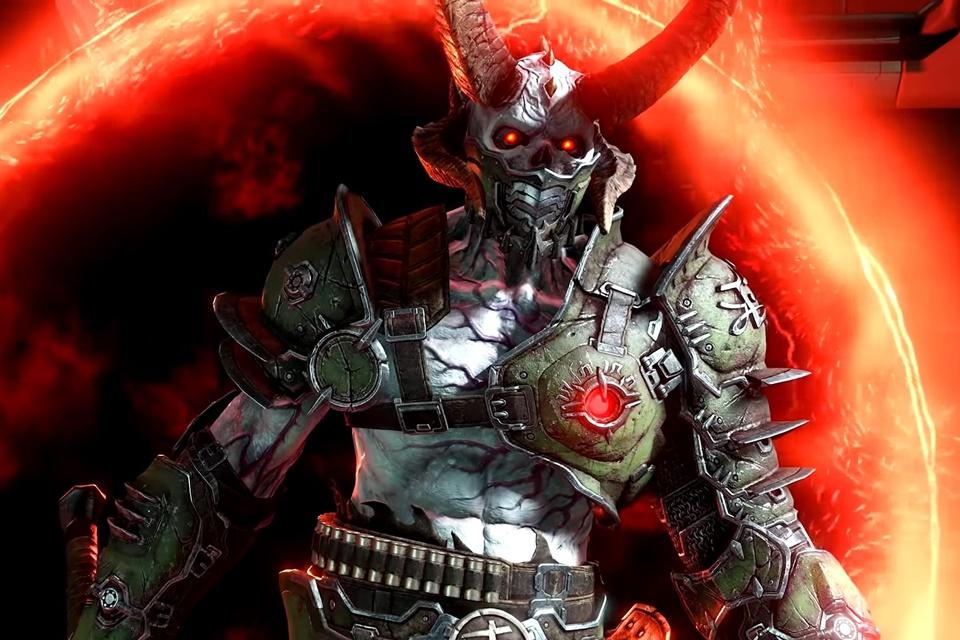 Doom Eternal ganha novo trailer cheio de novidades e violência