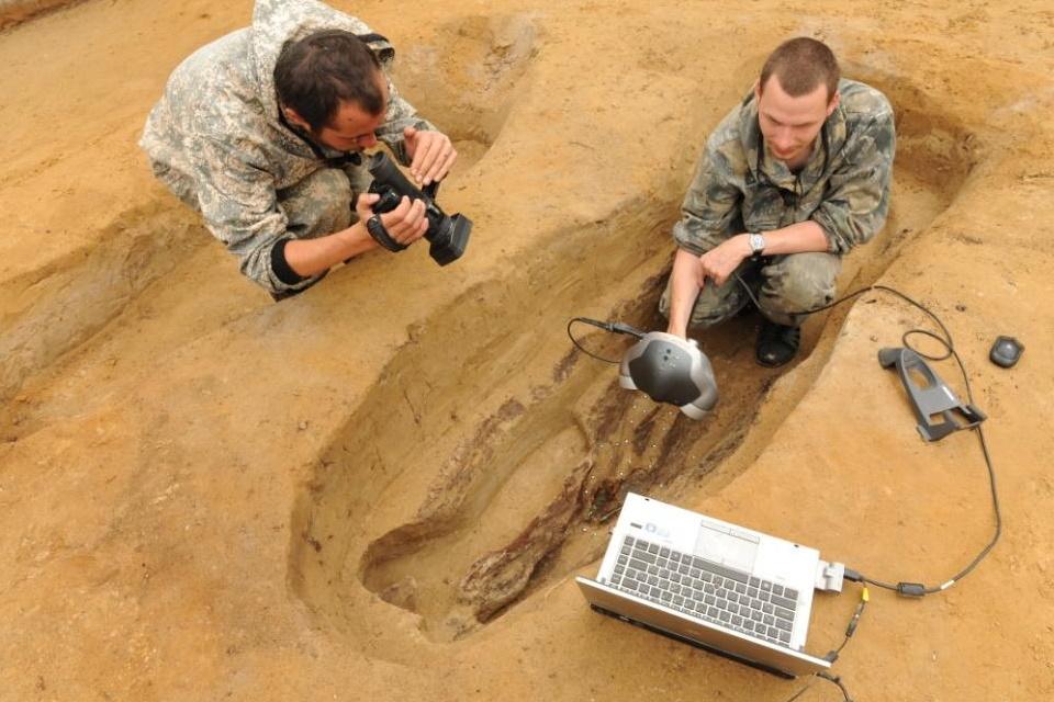 Tecnologia e arqueologia se unem para desvendar enigmas do passado