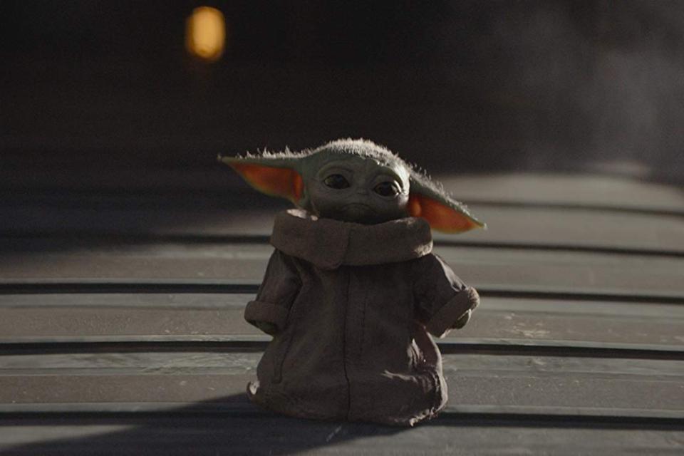 Baby Yoda vai ganhar versão em pelúcia pela Build-A-Bear