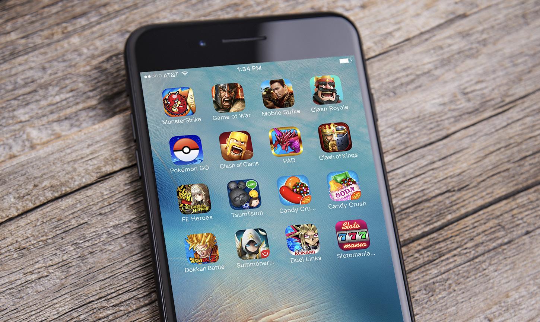 Receita de games mobile pode superar US$ 100 bi em 2020