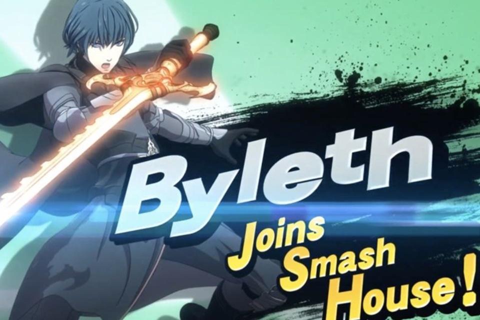 Super Smash Bros. Ultimate recebe novo lutador de Fire Emblem