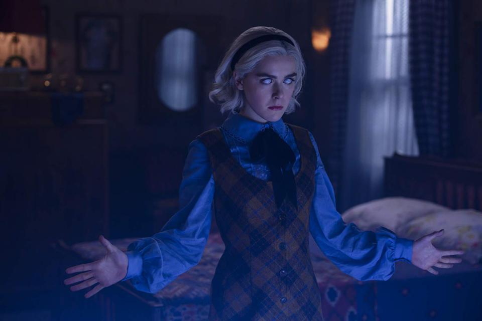 O Mundo Sombrio de Sabrina: trailer da 3ª temporada chega pela Netflix