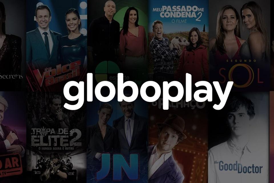 Serviço de streaming brasileiro Globoplay é lançado nos EUA