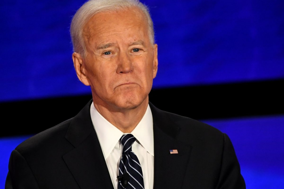 Joe Biden, candidato à presidência dos EUA, critica Facebook