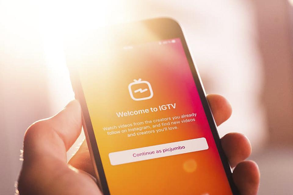 Adeus! Instagram retira botão do IGTV de sua interface inicial