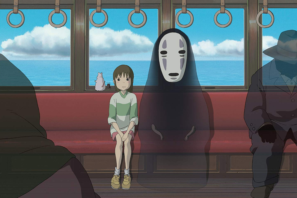 Animações do Studio Ghibli chegam à Netflix a partir de fevereiro