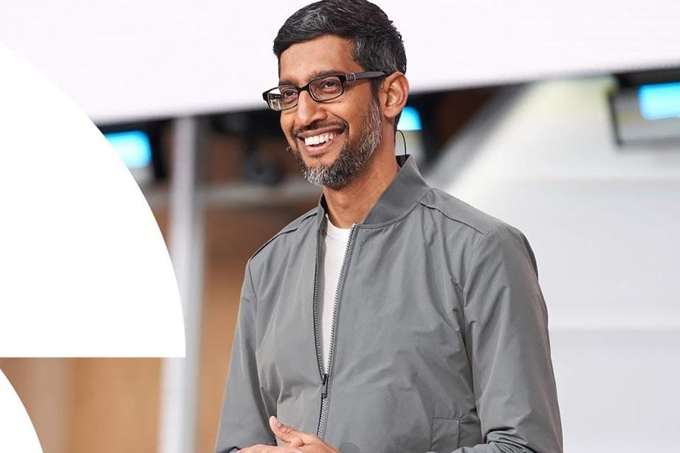 IA deve ser regulada 'sem dúvidas', diz CEO da Google e Alphabet