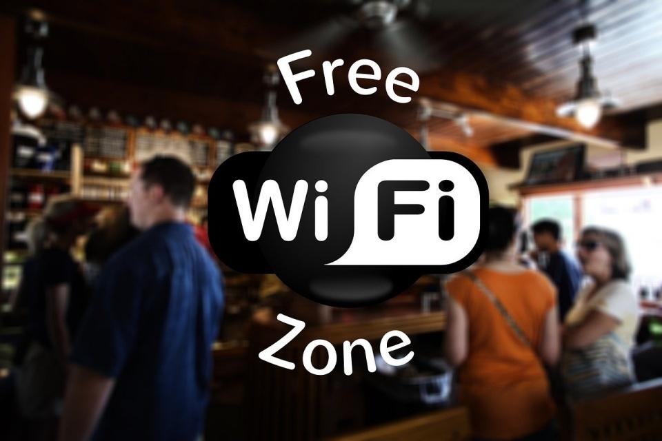 Como encontrar a página de login em uma rede pública WiFi