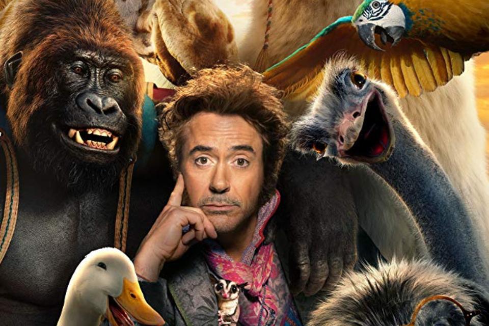 Dolittle: filme com Robert Downey Jr. pode dar prejuízo de US$ 100 milhões