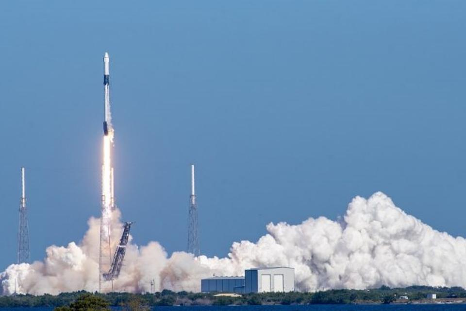 Nave da SpaceX será usada pela NASA para missão espacial em junho