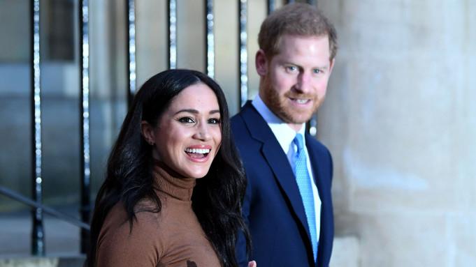 The Crown: série da Netflix tem lugar para Príncipe Harry e Meghan