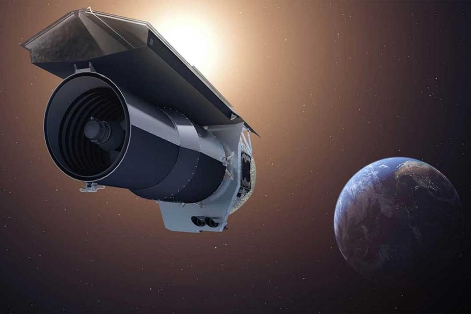 NASA 'aposenta' Spitzer Space, telescópio em órbita há 16 anos