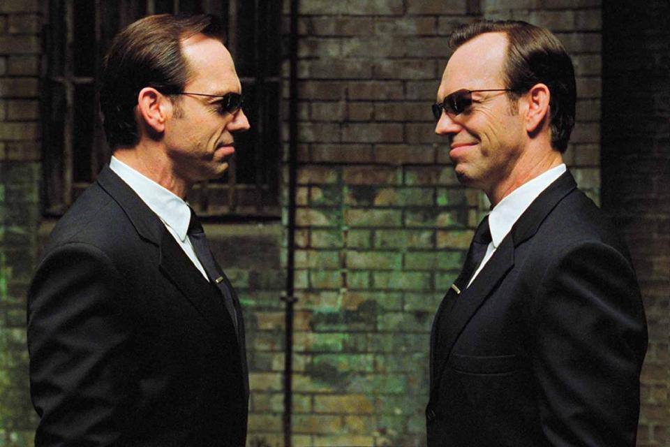Matrix 4: Hugo Weaving não retornará como agente Smith