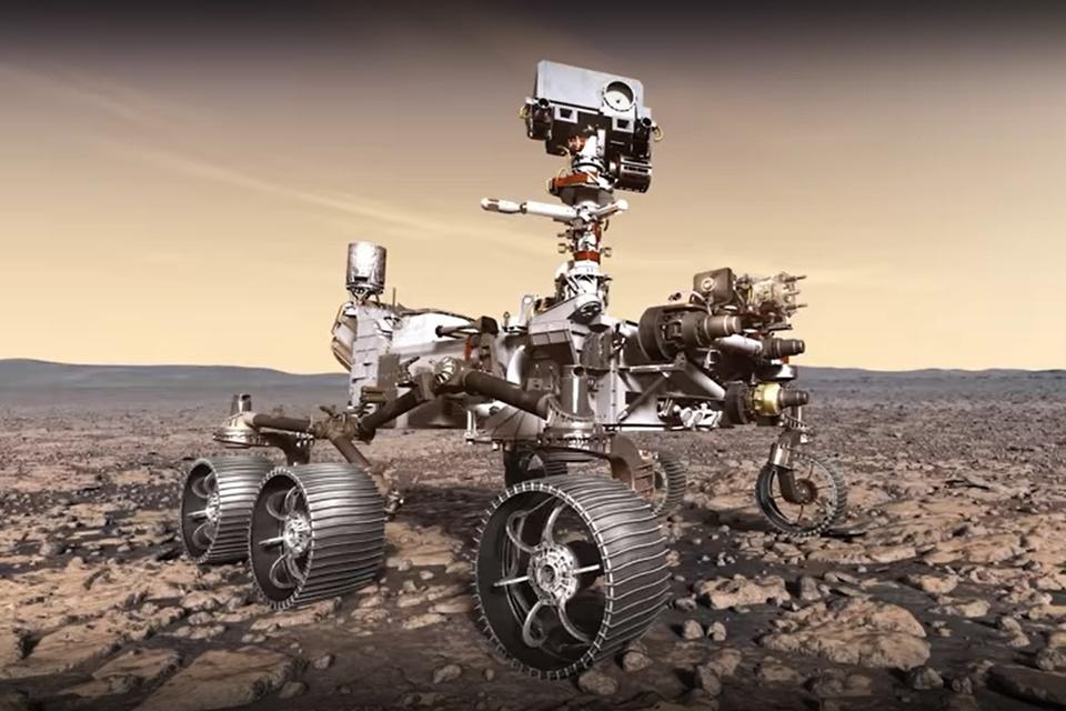 NASA abre votação para nome de novo veículo que vai andar em Marte