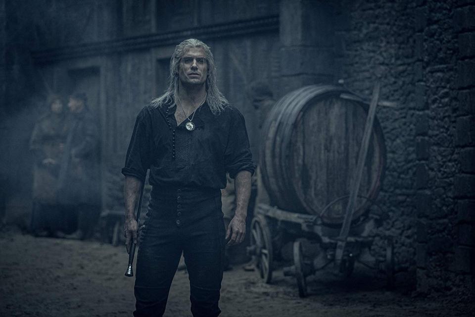 The Witcher se torna a série de maior estreia na Netflix
