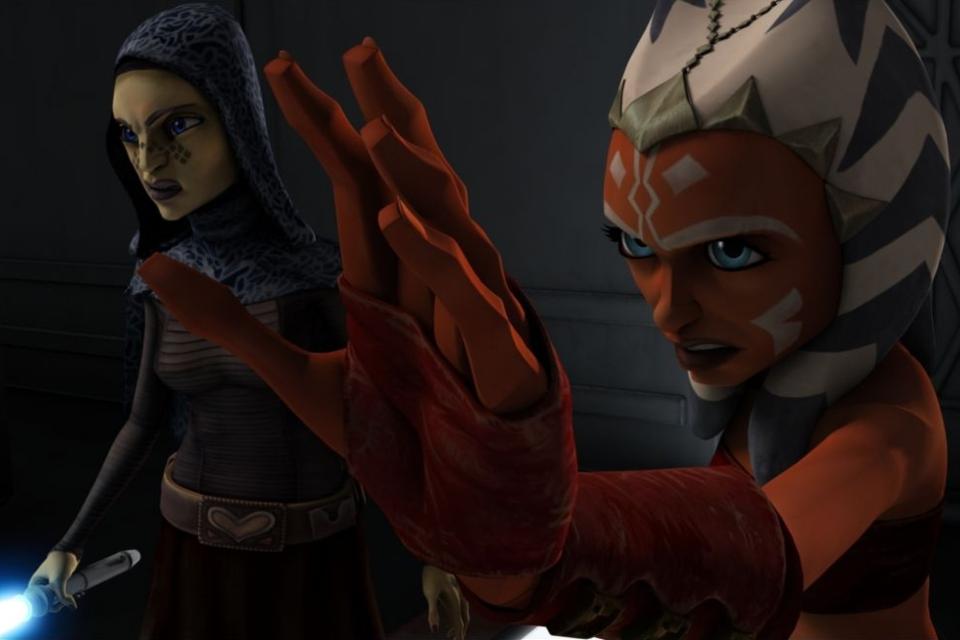 Star Wars: The Clone Wars ganha trailer da temporada final