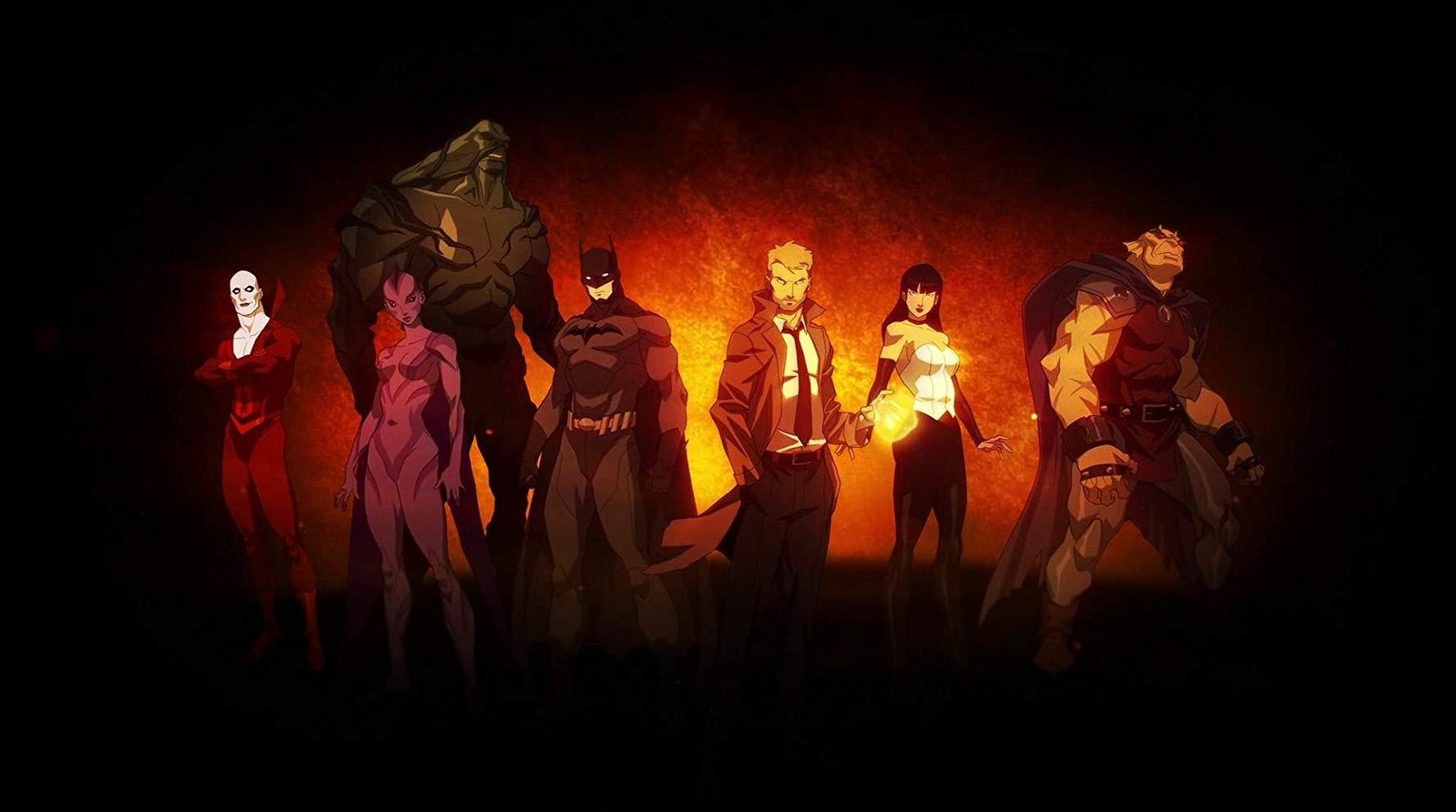 Liga da Justiça Sombria: filme e série estão em desenvolvimento