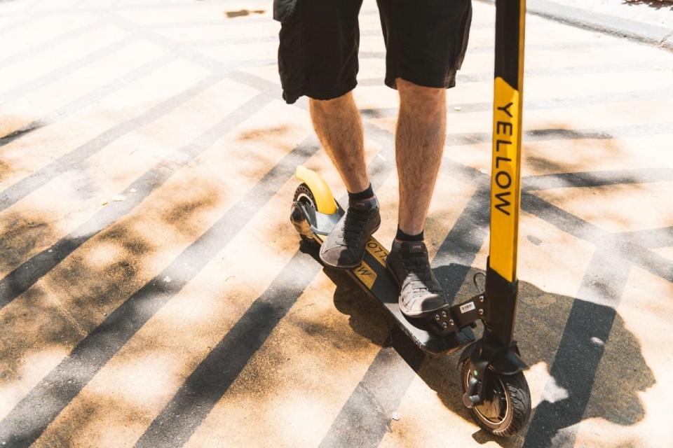 Grow irá recolher patinetes elétricos de 14 cidades brasileiras