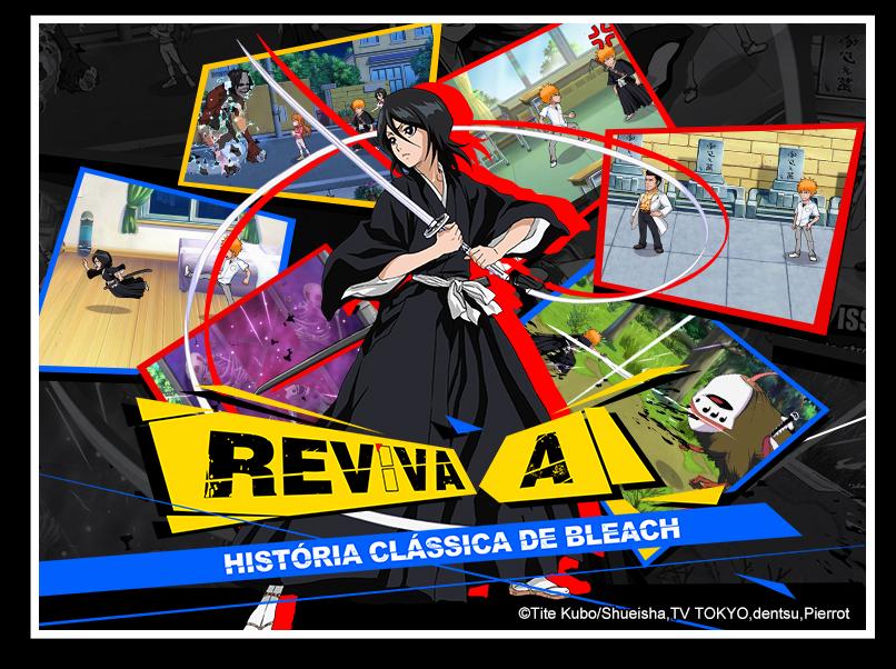 Bleach: Immortal Soul, RPG mobile do anime, abre inscrições de pré-registro