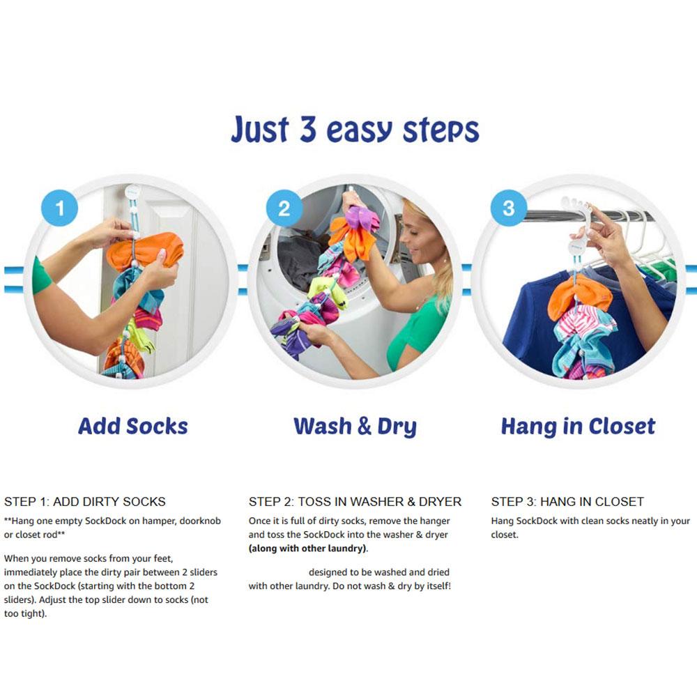Organizador de meias