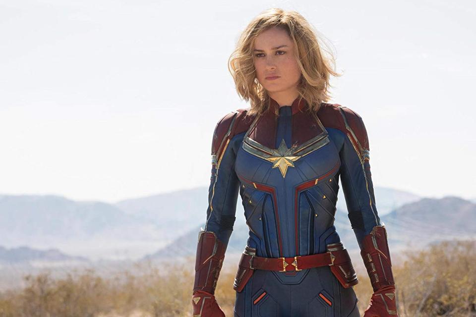 Capitã Marvel 2: sequência deve ter roteirista de WandaVision
