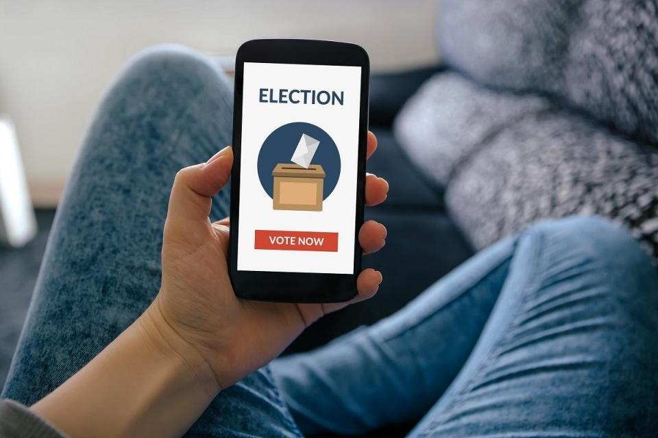 Estados Unidos tem sua primeira eleição online da história